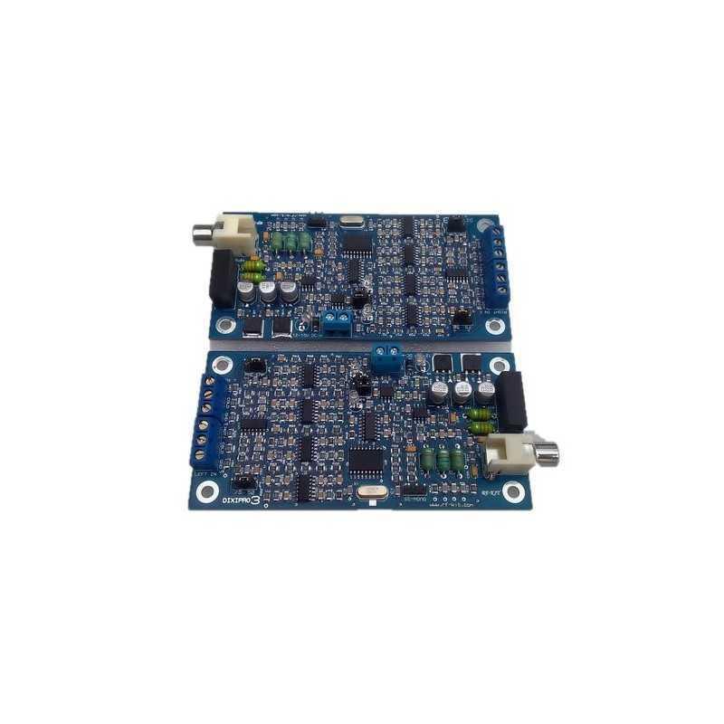 Dixipro 3 Stereocoder