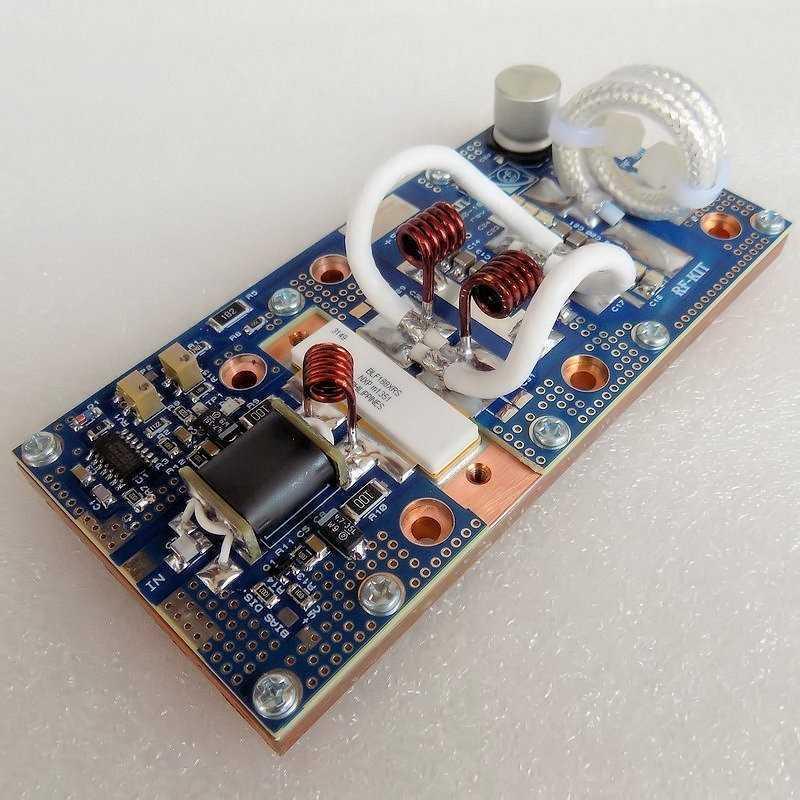 1000W Kit Booster FM BLF188XRS