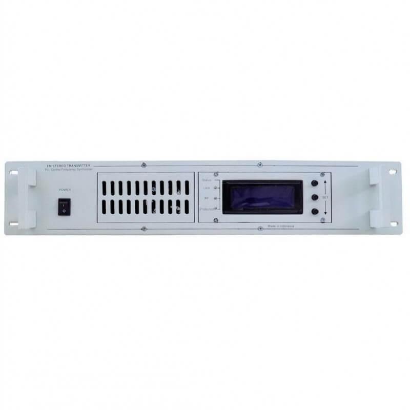 Pemancar FM Stereo 25W LCD