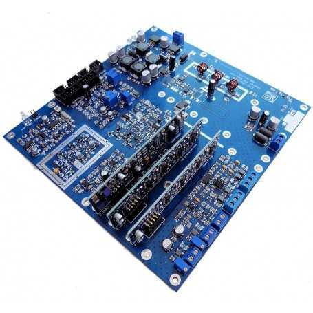 25W FM Stereo Transmitter LCD Modules