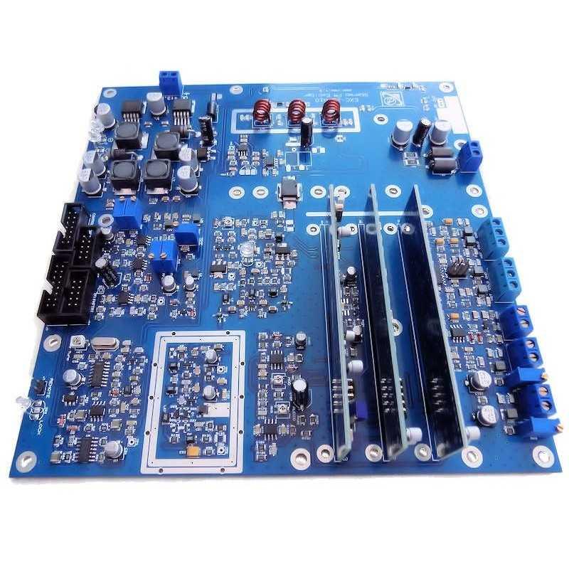 Kit Pemancar FM Stereo 25W LCD