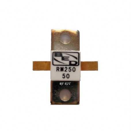 RF Flange Resistor 50 Ohm 250W