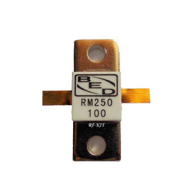 Resistor RF 100 Ohm 250 Watt
