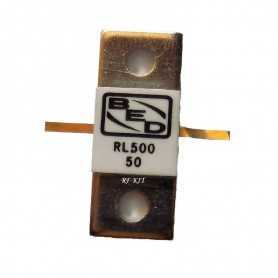Resistor RF 50 Ohm 500 Watt