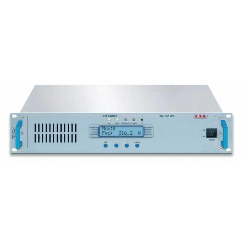 Pemancar FM RVR TEX 30 LCD