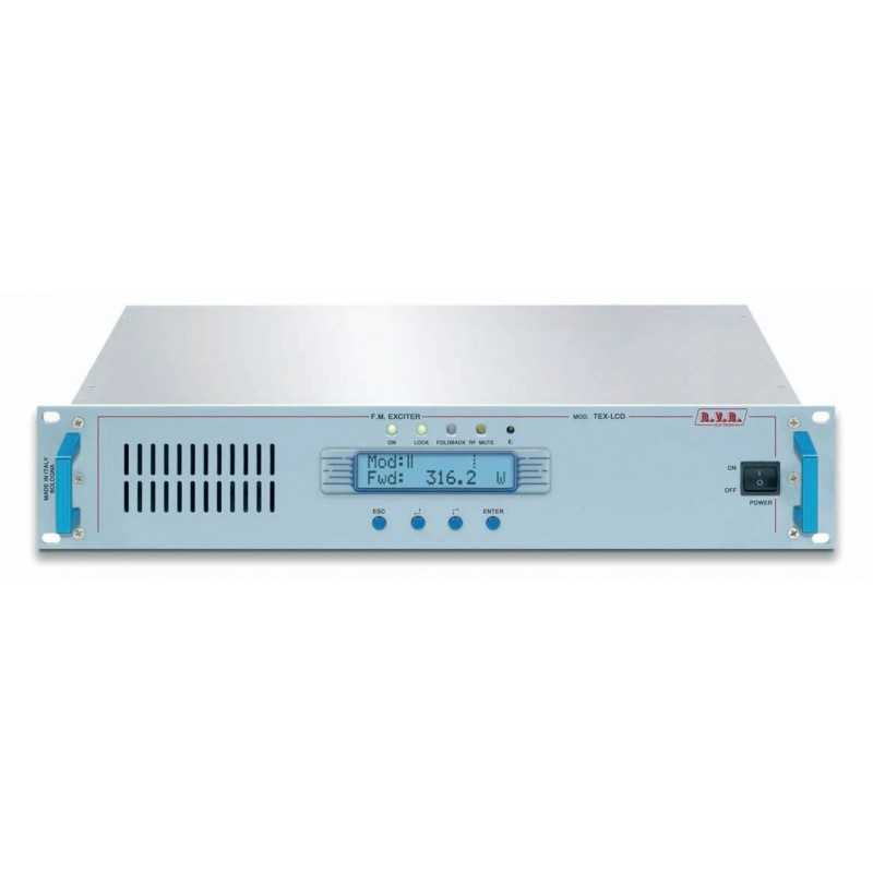 RVR TEX 30 LCD FM Exciter