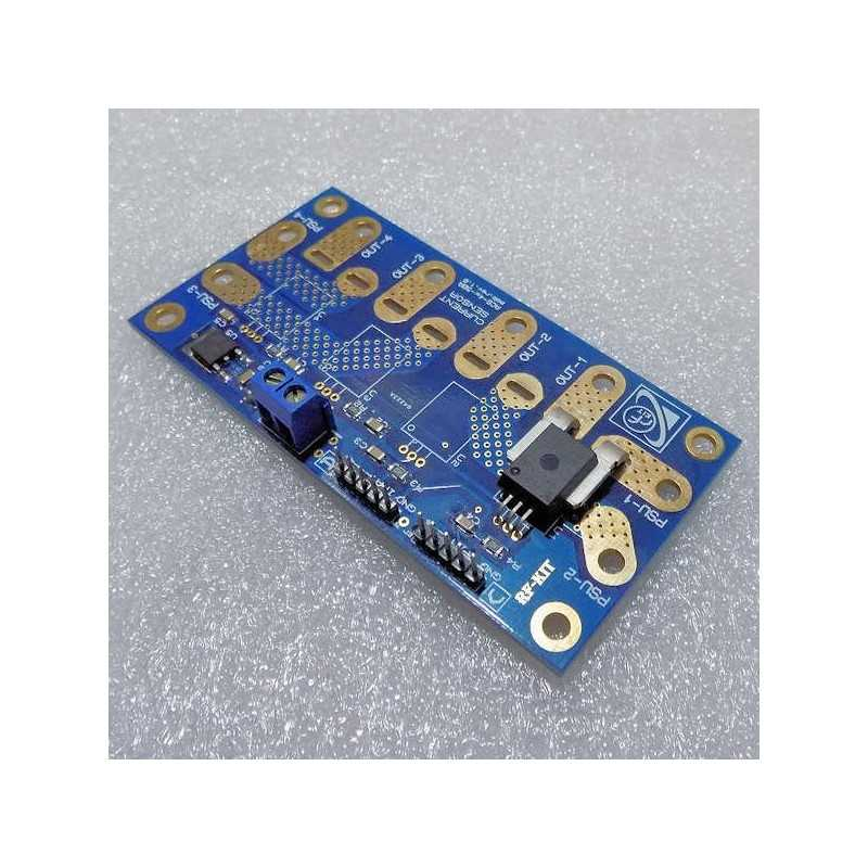 1-Way 50A AC/DC Current Sensor