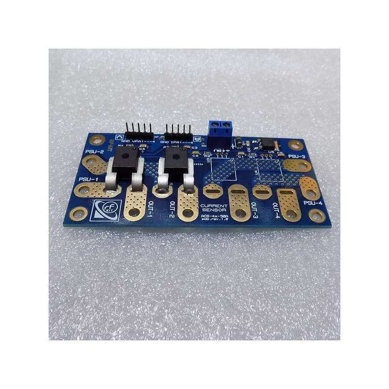 2-Way 50A AC/DC Current Sensor