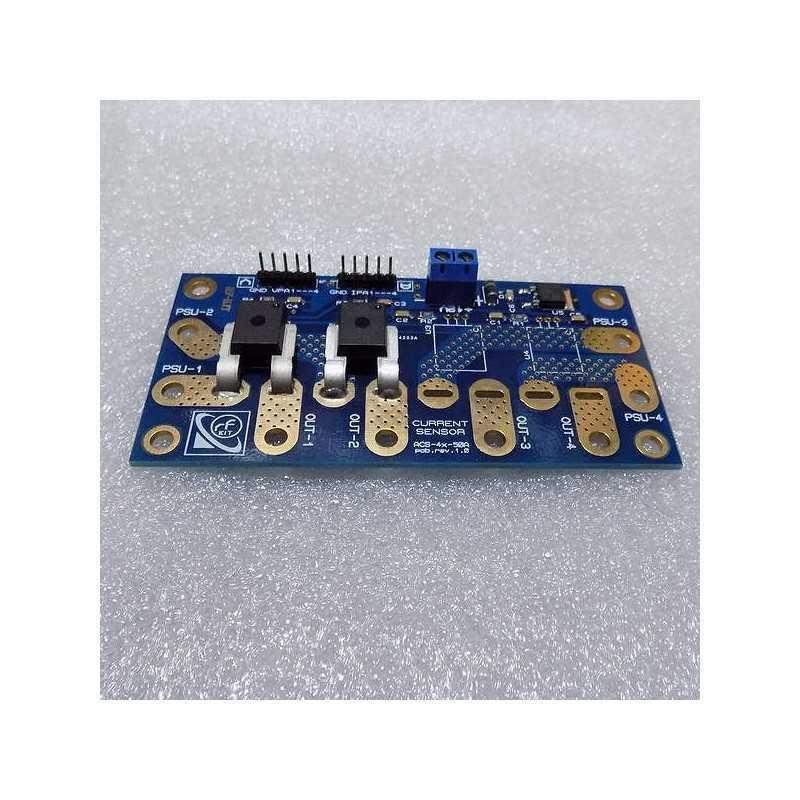 2-Way AC/DC Sensor Arus 50A