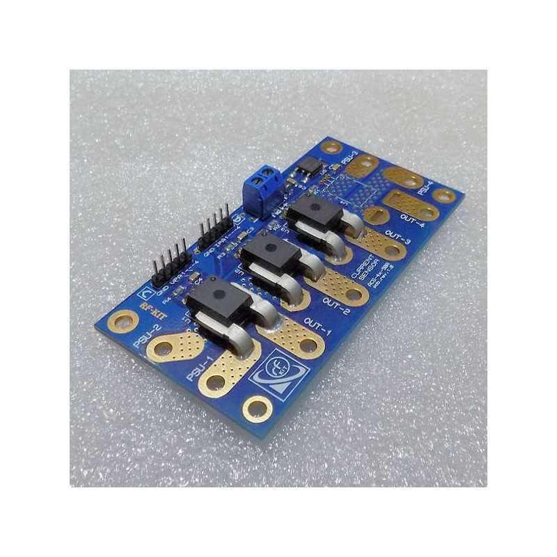 3-Way AC/DC Sensor Arus 50A