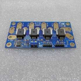 4-Way 50A AC/DC Current Sensor