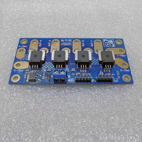4-Way 50A AC/DC Current Sensor