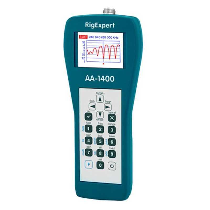 RigExpert AA-1400 Antenna Analyzer