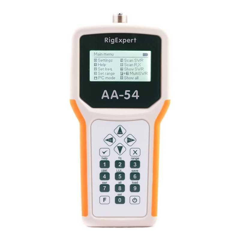 RigExpert AA-54 Antenna Analyzer