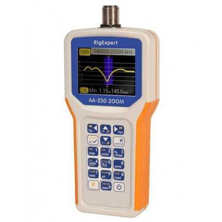 RigExpert AA-230 ZOOM Antenna Analyzer