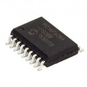 Pre-programmed PIC16F628A-I/SO (Dixipro Stereocoder)