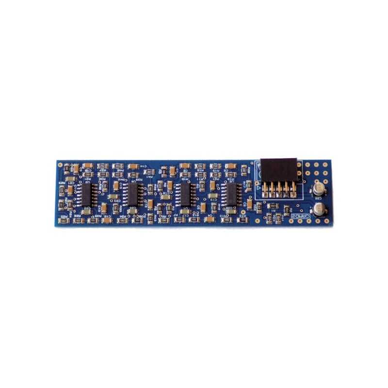 15kHz Low Pass Filter Card for FM Exciter RF-KIT
