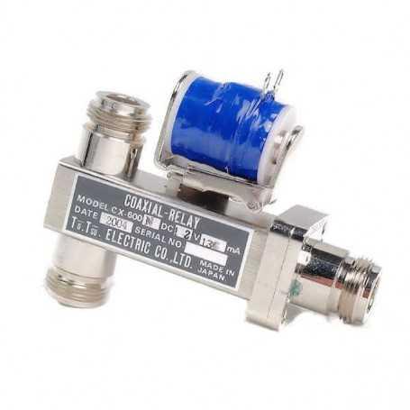 Coaxial Relay Tohtsu CX-600N-12