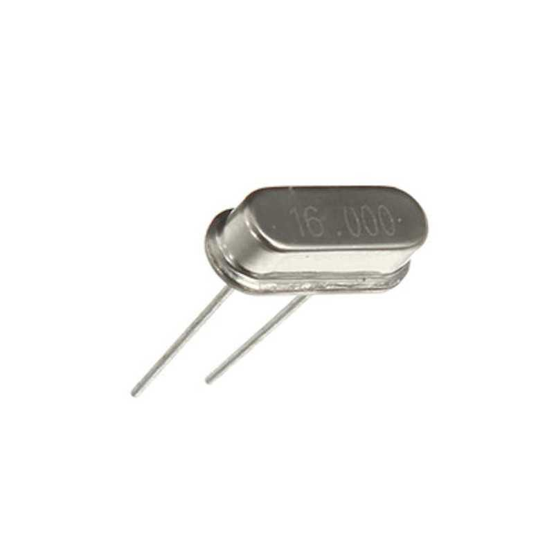 Crystal 16 MHz HC-49S