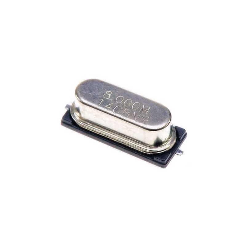 Crystal 8 MHz HC-49SMD