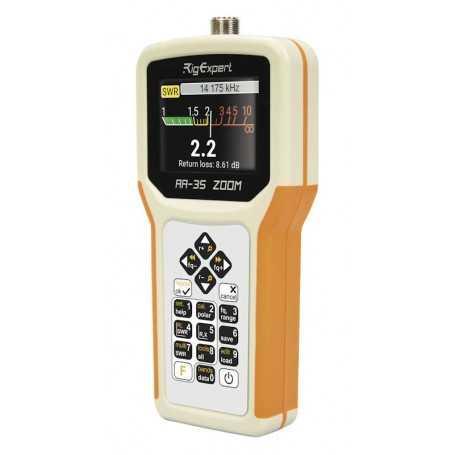 RigExpert AA-35 ZOOM Antenna Analyzer