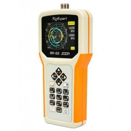 RigExpert AA-55 ZOOM Antenna Analyzer