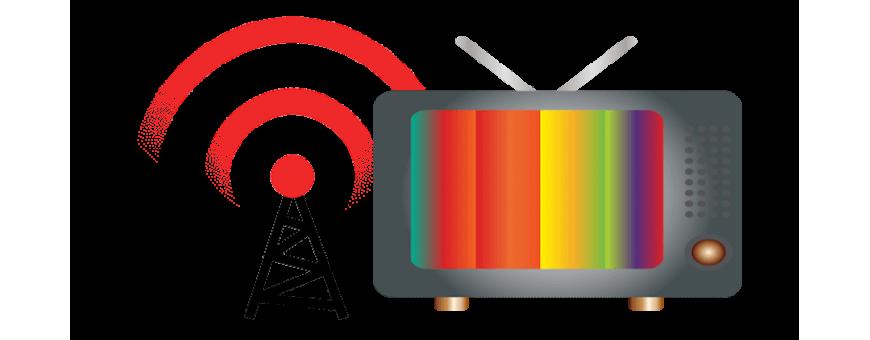 RF Parts TV Transmitters