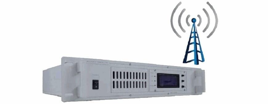 Jual Pemancar Radio FM & TV Broadcasting